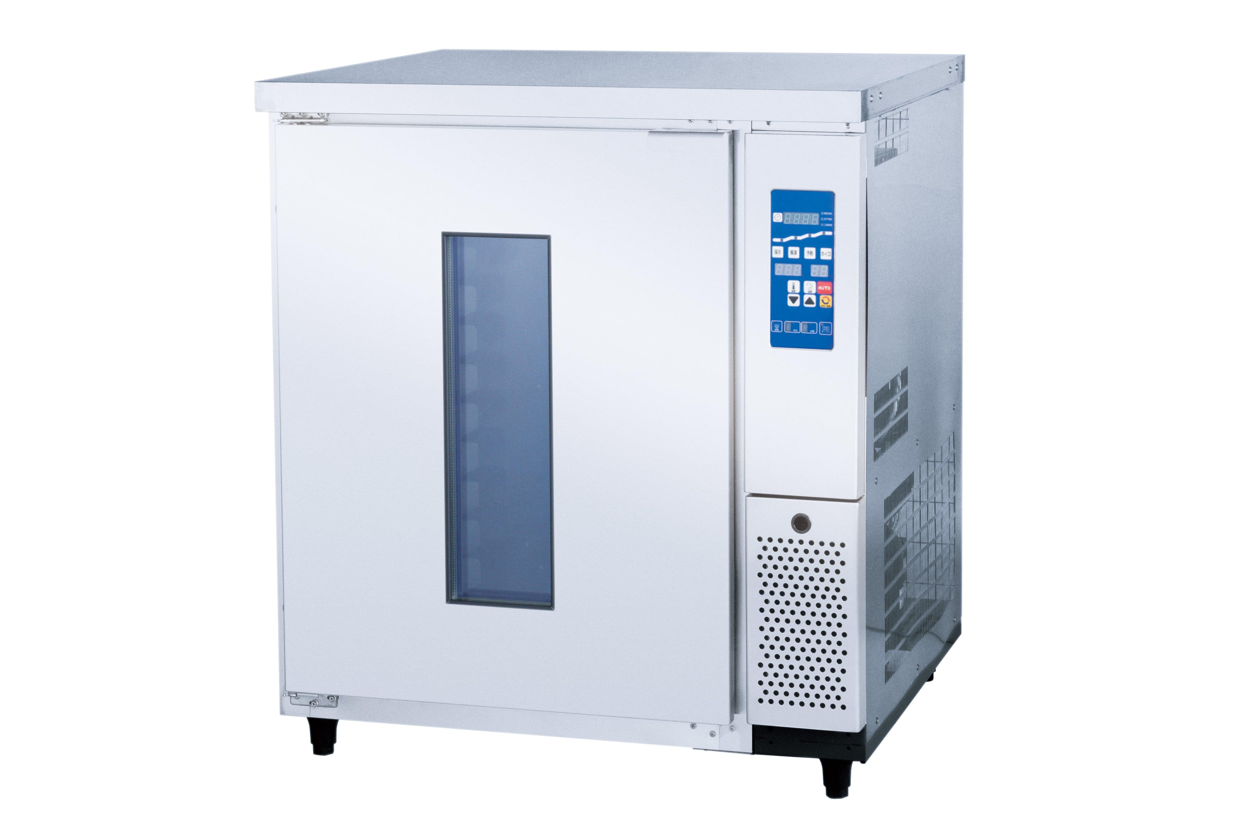 ドゥコンディショナーQB型 - (ベーカリー機器 ドゥコンディショナー・ホイロ):厨房機器・厨房設計の日本給食設備株式会社